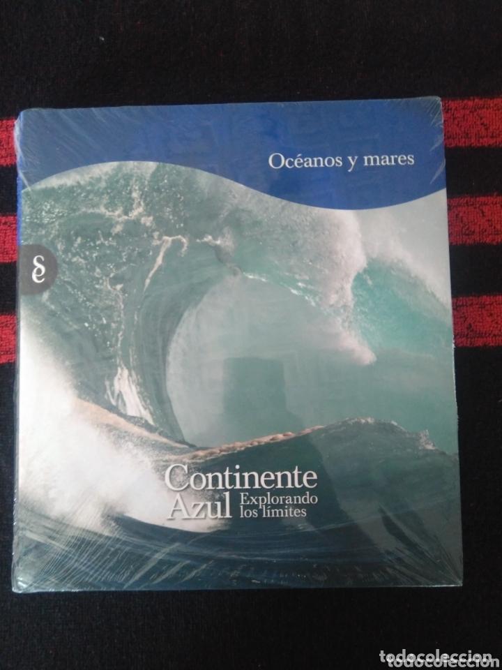 Enciclopedias: Colección completa Continente Azul. Nueva. - Foto 12 - 172888247