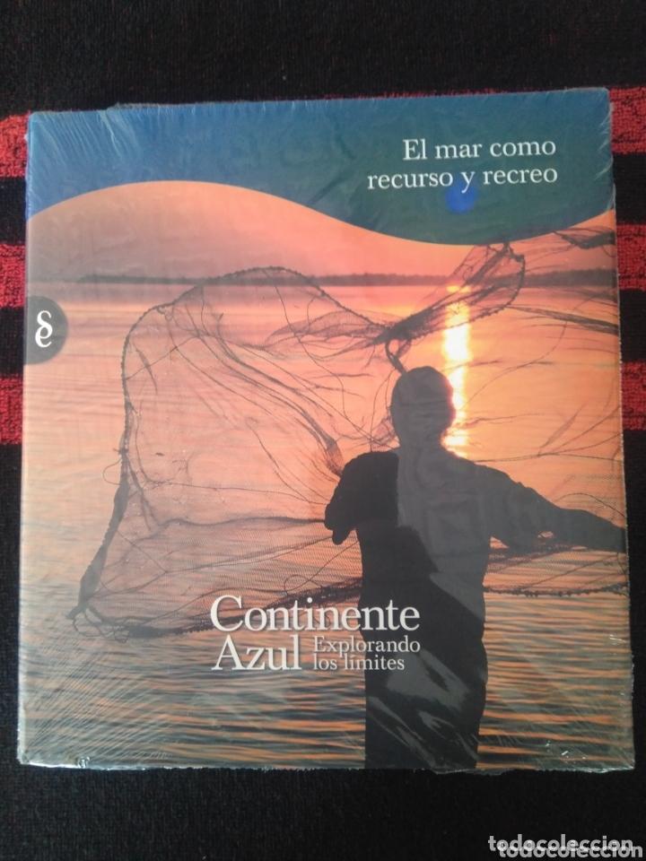 Enciclopedias: Colección completa Continente Azul. Nueva. - Foto 13 - 172888247