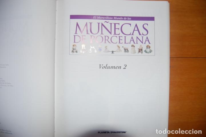 Enciclopedias: Muñecas de porcelana. Vol. 2 - Foto 2 - 172964532