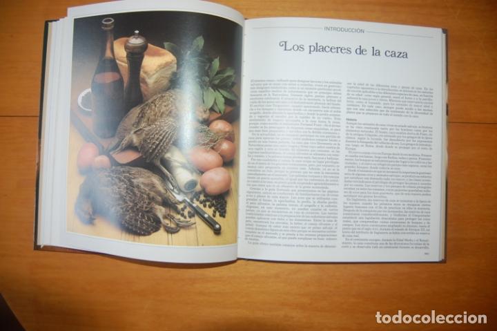 Enciclopedias: Cocina con ideas. Aves y caza. - Foto 4 - 172964615