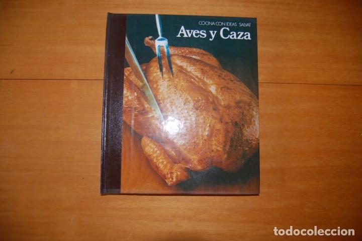 COCINA CON IDEAS. AVES Y CAZA. (Libros Nuevos - Diccionarios y Enciclopedias - Enciclopedias)