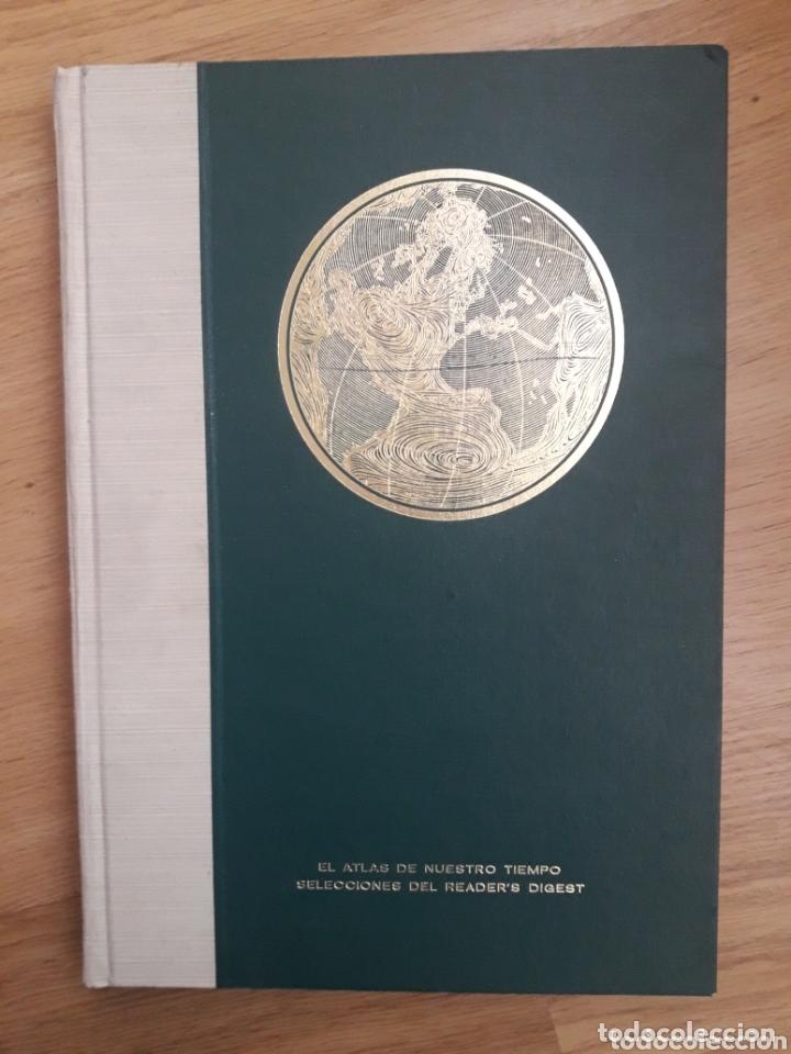EL ATLAS DE NUESTRO TIEMPO - 2° EDICIÓN - SELECCIONES READER'S DIGEST (Libros Nuevos - Diccionarios y Enciclopedias - Enciclopedias)