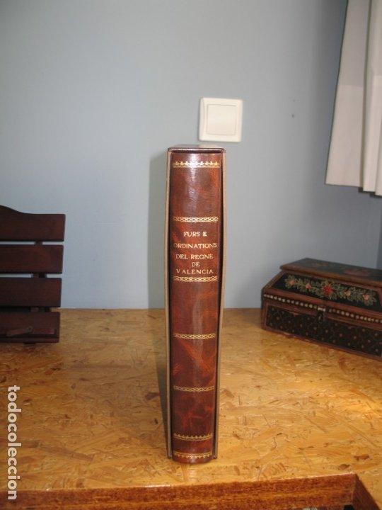 Enciclopedias: furs de ordenacions del regne de valencia - Foto 3 - 173916493