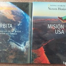 Enciclopedias: NUEVOS HORIZONTES NATIONAL GEOGRAPHIC SOCIETY. Lote 173981063