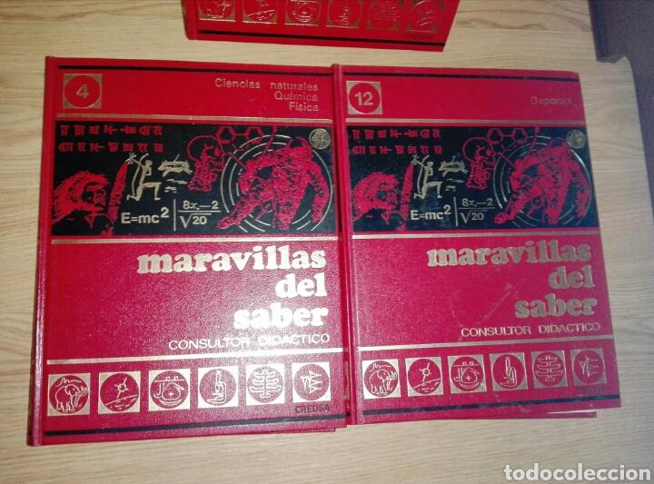 Enciclopedias: MARAVILLAS DEL SABER AÑOS 60/70 - Foto 3 - 175413444