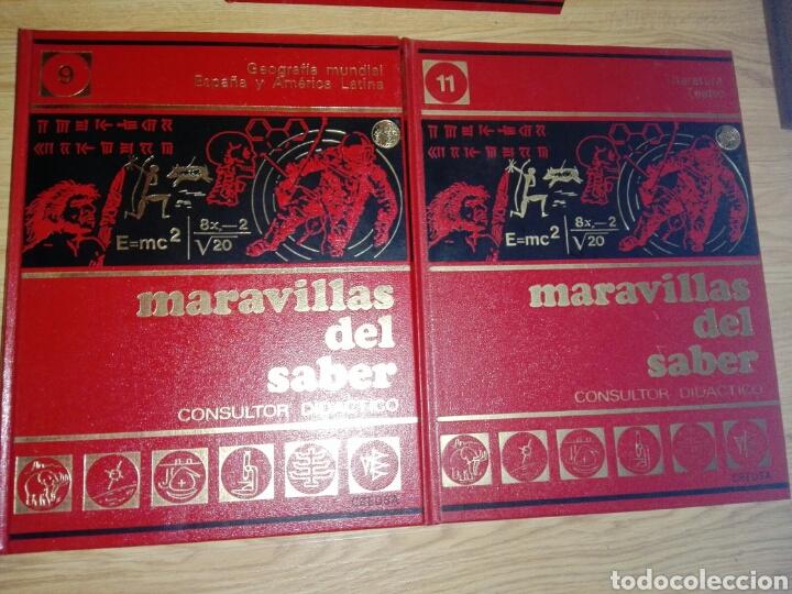 Enciclopedias: MARAVILLAS DEL SABER AÑOS 60/70 - Foto 4 - 175413444
