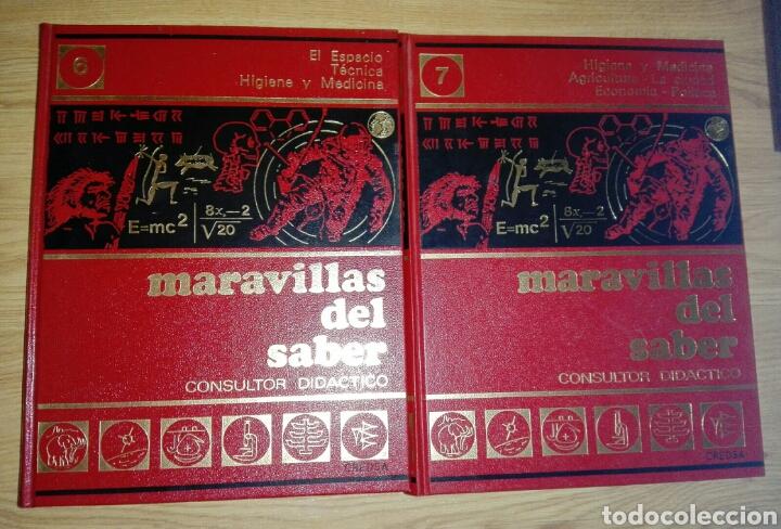 Enciclopedias: MARAVILLAS DEL SABER AÑOS 60/70 - Foto 5 - 175413444