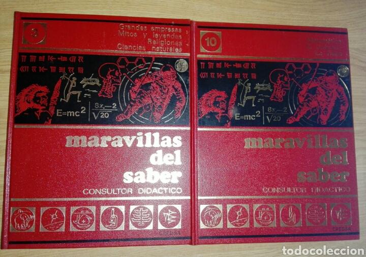 Enciclopedias: MARAVILLAS DEL SABER AÑOS 60/70 - Foto 6 - 175413444