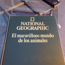 Enciclopedias: EL MARAVILLOSO MUNDO DE LOS ANIMALES NATIONAL GEOGRAPHIC. Lote 177651073