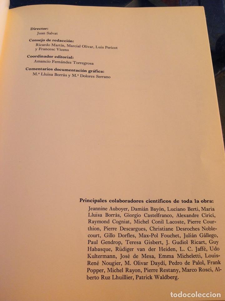 Enciclopedias: Historia del arte Pijoan de Salvat. - Foto 2 - 177651804