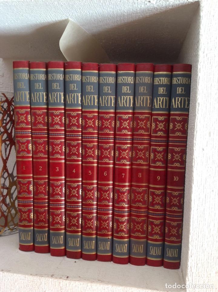 Enciclopedias: Historia del arte Pijoan de Salvat. - Foto 3 - 177651804