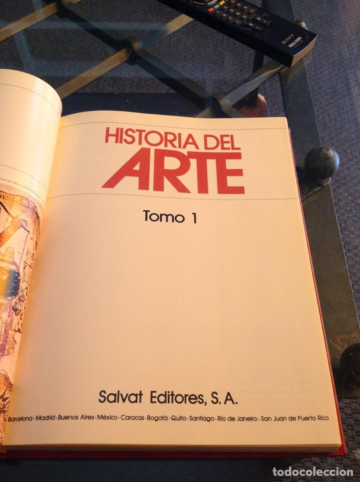 HISTORIA DEL ARTE PIJOAN DE SALVAT. (Libros Nuevos - Diccionarios y Enciclopedias - Enciclopedias)