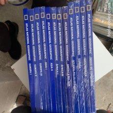 Enciclopedias: ATLAS NATIONAL GEOGRAPHIC PAÍSES. Lote 177690847
