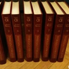 Enciclopedias: ENCICLOPEDIA UNIVERSAL. Lote 178614338