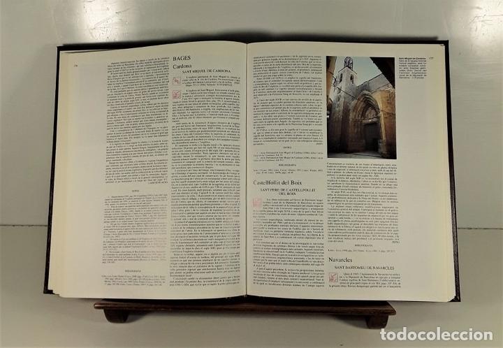 Enciclopedias: CATALUNYA ROMÀNICA. 28 VOLUMENES. VARIOS AUTORES. ENCICLOPÈDIA CATALANA. 1994/99. - Foto 8 - 199408192