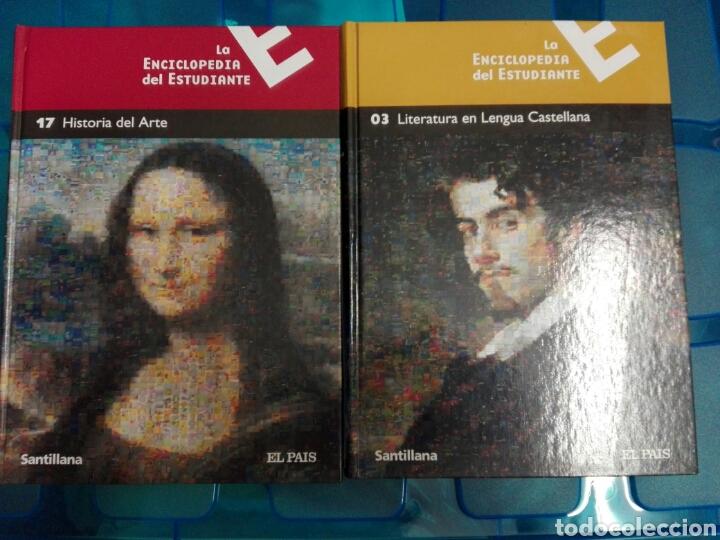 Enciclopedias: ENCICLOPEDIA COMPLETA DEL ESTUDIANTE - Foto 2 - 179026055