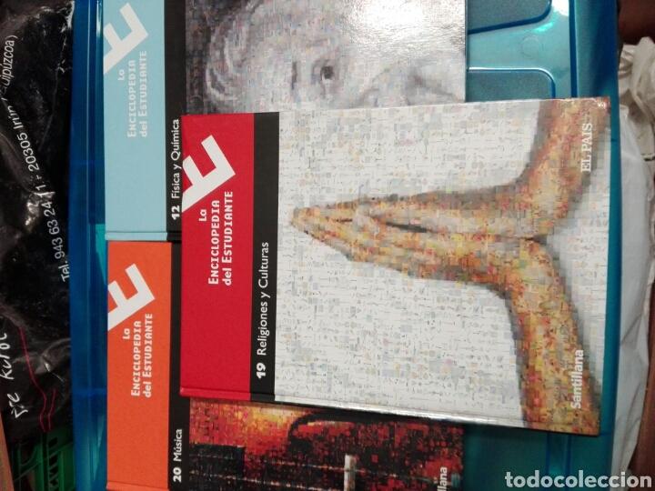 Enciclopedias: ENCICLOPEDIA COMPLETA DEL ESTUDIANTE - Foto 4 - 179026055