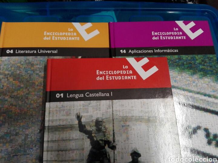 ENCICLOPEDIA COMPLETA DEL ESTUDIANTE (Libros Nuevos - Diccionarios y Enciclopedias - Enciclopedias)