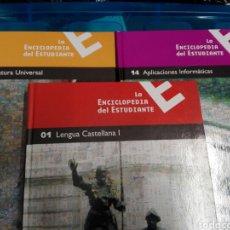 Enciclopedias: ENCICLOPEDIA COMPLETA DEL ESTUDIANTE. Lote 179026055