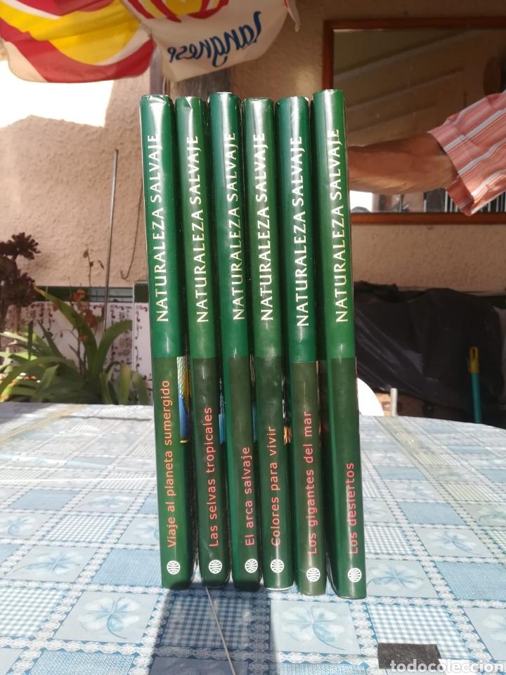 ENCICLOPEDIA NATURALEZA SALVAJE (Libros Nuevos - Diccionarios y Enciclopedias - Enciclopedias)