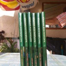 Enciclopedias: ENCICLOPEDIA NATURALEZA SALVAJE. Lote 179149405