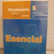 Enciclopedias: DICCIONARIO ITALIANO - ESPAÑOL. ESPAÑOL - ITALIANO. EN PERFECTO ESTADO.. Lote 179197067