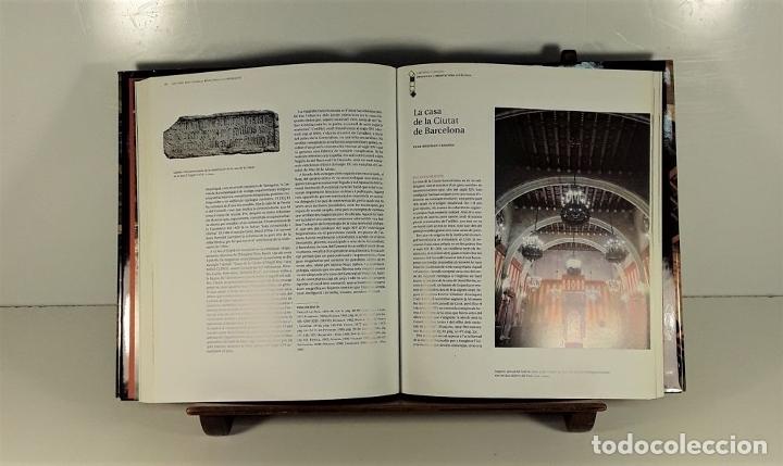 Enciclopedias: LART GOTIC A CATALUNYA. 6 TOMOS. ENCICLOPÈDIA CATALANA. BARCELONA. 2002/2006. - Foto 8 - 179249078