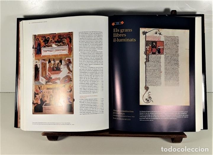 Enciclopedias: LART GOTIC A CATALUNYA. 6 TOMOS. ENCICLOPÈDIA CATALANA. BARCELONA. 2002/2006. - Foto 11 - 179249078