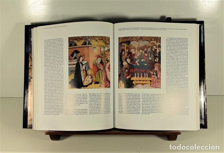 Enciclopedias: LART GOTIC A CATALUNYA. 6 TOMOS. ENCICLOPÈDIA CATALANA. BARCELONA. 2002/2006. - Foto 13 - 179249078