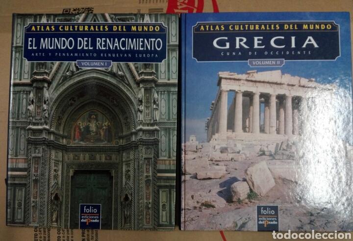 Enciclopedias: ATLAS CULTURALES DEL MUNDO - Foto 2 - 179334028