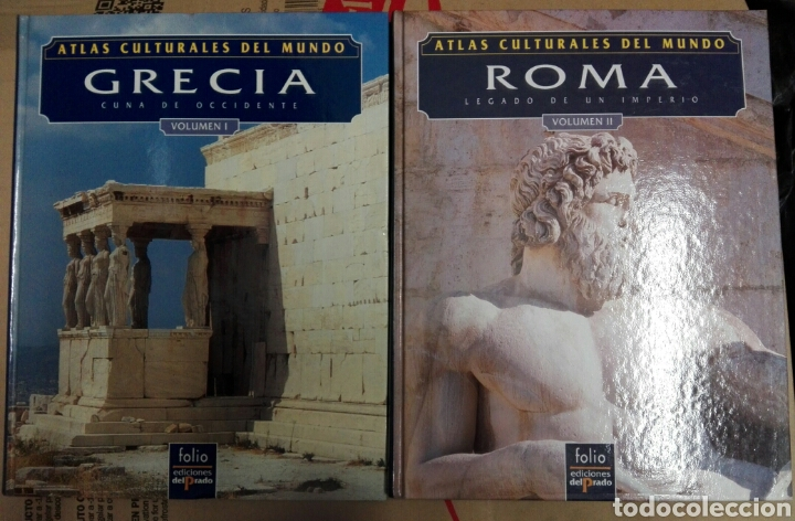 Enciclopedias: ATLAS CULTURALES DEL MUNDO - Foto 3 - 179334028