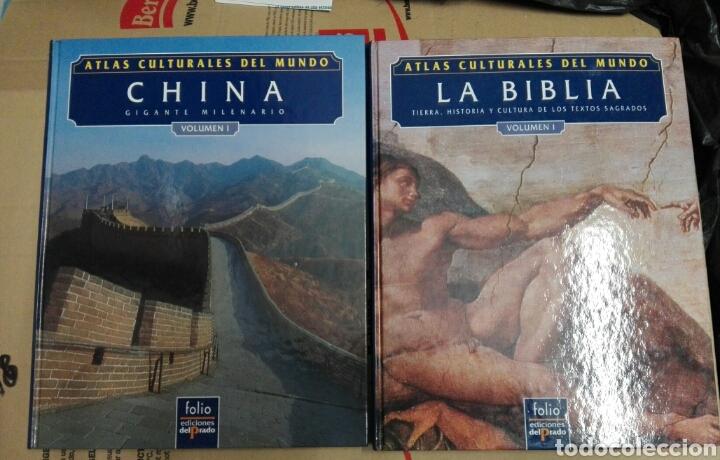 Enciclopedias: ATLAS CULTURALES DEL MUNDO - Foto 4 - 179334028