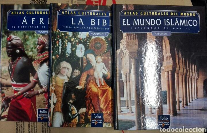 Enciclopedias: ATLAS CULTURALES DEL MUNDO - Foto 5 - 179334028