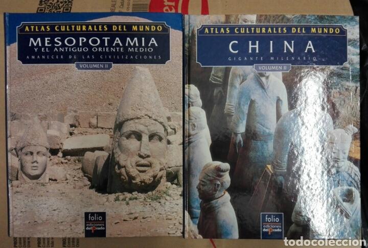 Enciclopedias: ATLAS CULTURALES DEL MUNDO - Foto 6 - 179334028