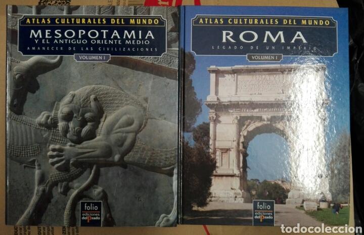 Enciclopedias: ATLAS CULTURALES DEL MUNDO - Foto 7 - 179334028