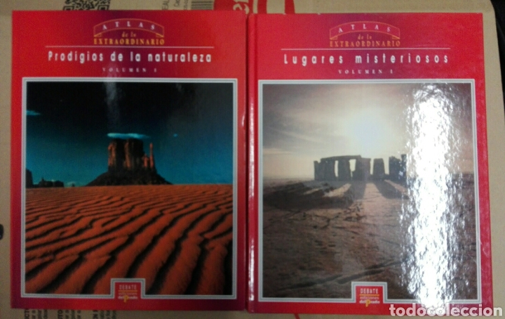 Enciclopedias: ATLAS DE LO EXTRAORNIDARIO - Foto 2 - 179337681