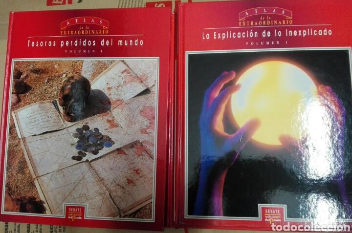 Enciclopedias: ATLAS DE LO EXTRAORNIDARIO - Foto 4 - 179337681