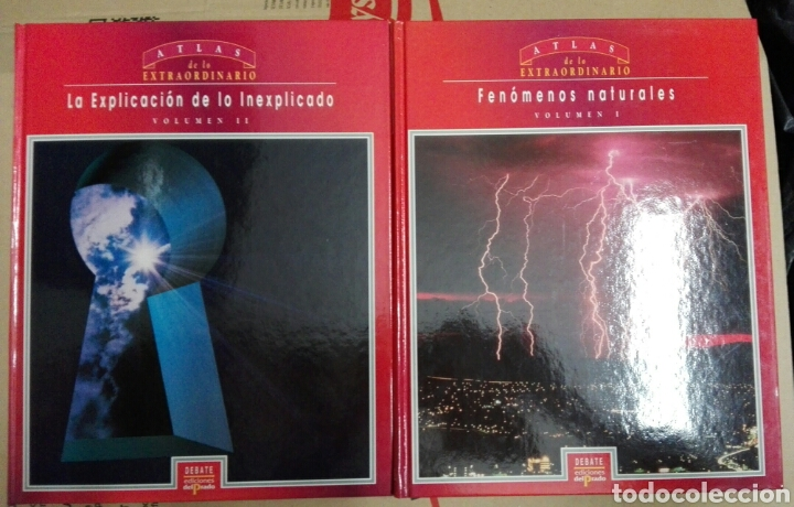 Enciclopedias: ATLAS DE LO EXTRAORNIDARIO - Foto 5 - 179337681