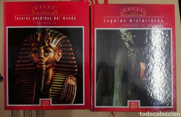 Enciclopedias: ATLAS DE LO EXTRAORNIDARIO - Foto 6 - 179337681