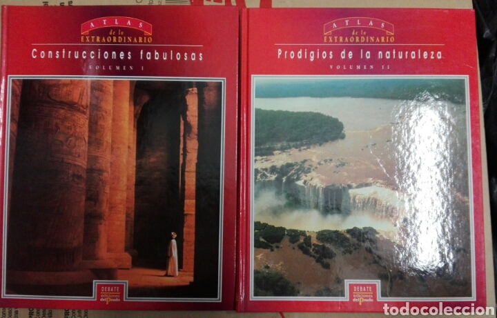 ATLAS DE LO EXTRAORNIDARIO (Libros Nuevos - Diccionarios y Enciclopedias - Enciclopedias)