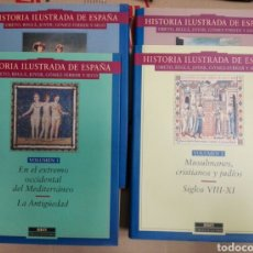Enciclopedias: HISTORIA ILUSTRADA DE ESPAÑA. Lote 179338141