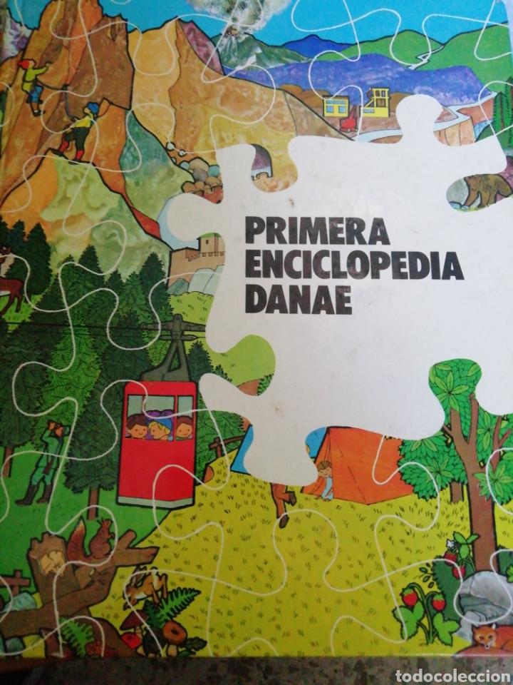 PRIMERA ENCICLOPEDIA DANAE (Libros Nuevos - Diccionarios y Enciclopedias - Enciclopedias)