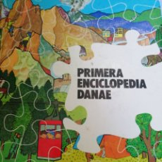 Enciclopedias: PRIMERA ENCICLOPEDIA DANAE. Lote 179405282