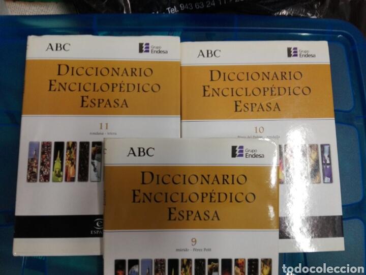 Enciclopedias: ENCICLOPEDIA ESPASA COMPLETA 24 TOMOS - Foto 2 - 180120156
