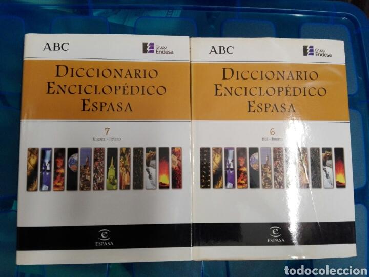 Enciclopedias: ENCICLOPEDIA ESPASA COMPLETA 24 TOMOS - Foto 3 - 180120156