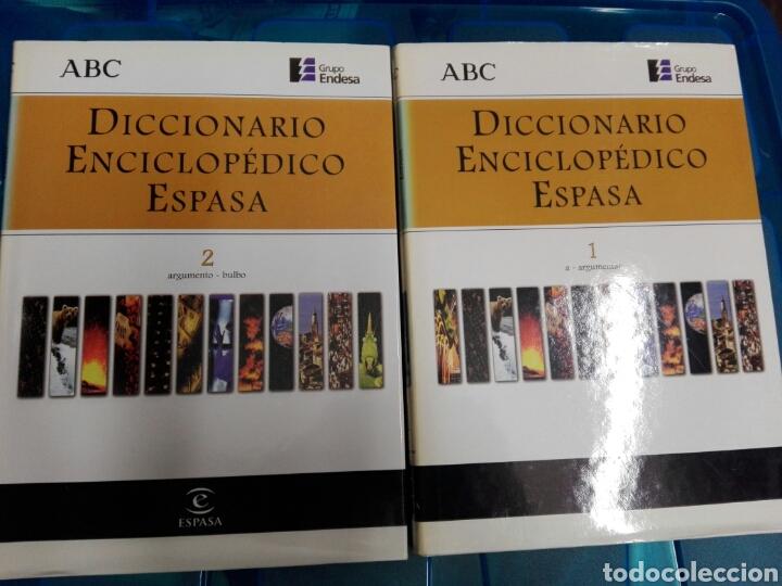 Enciclopedias: ENCICLOPEDIA ESPASA COMPLETA 24 TOMOS - Foto 4 - 180120156