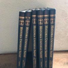 Enciclopedias: HISTORIA UNIVERSAL SALVAT. Lote 180331406