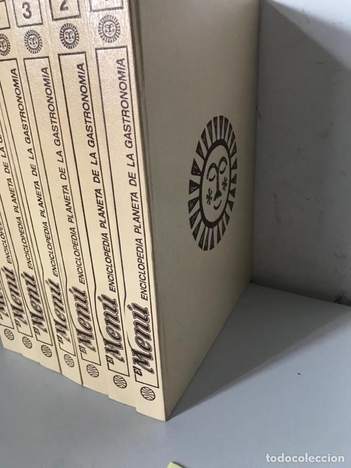 Enciclopedias: Enciclopedia planeta de la gastronomía - Foto 2 - 180487617