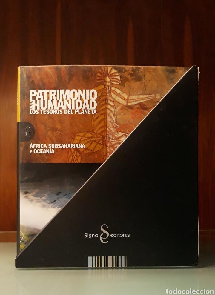 Enciclopedias: Signo Editores Patrimonio de la Humanidad Los Tesoros del Planeta - Foto 2 - 181108893