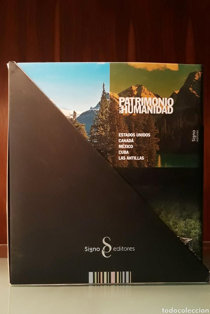 Enciclopedias: Signo Editores Patrimonio de la Humanidad Los Tesoros del Planeta - Foto 3 - 181108893